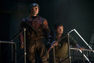 First Avenger - Captain Rogers &amp; Sgt. Barnes 001