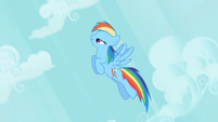 Rainbow Dash I&#39;m coming S2E8