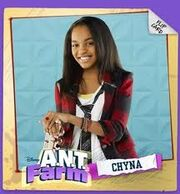 Chyna parks