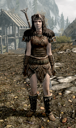 Beautiful Barbarian