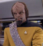 Worf hologram, 2370