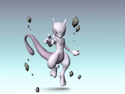 Mewtwo Charged.