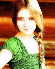 Willow Shields.