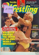 Inside Wrestling - March 1991