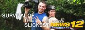 News 12 Long Island&#39;s Survival Of The Slickest Video Promo For September 12, 2012