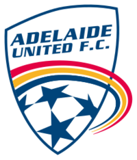 Adelaide United FC logo