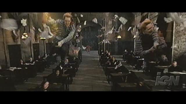 Harry Potter and the Order of the Phoenix Movie Trailer - Trailer 2