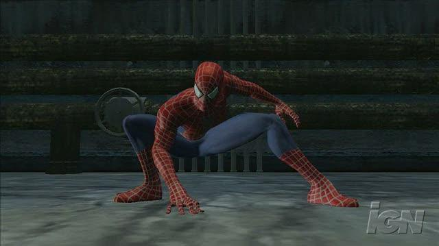 Spider-Man 3 PlayStation 3 Gameplay - Lizard Fight