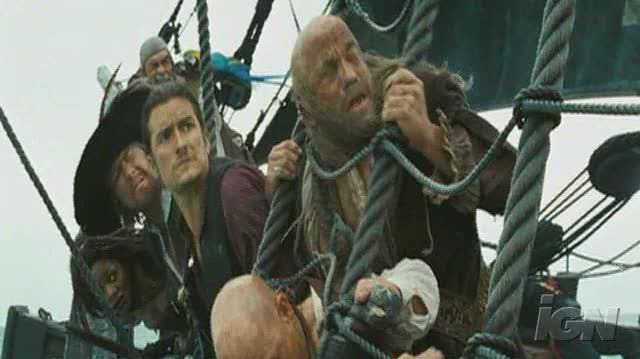 Pirates of the Caribbean At World's End Movie Clip - You're Mad