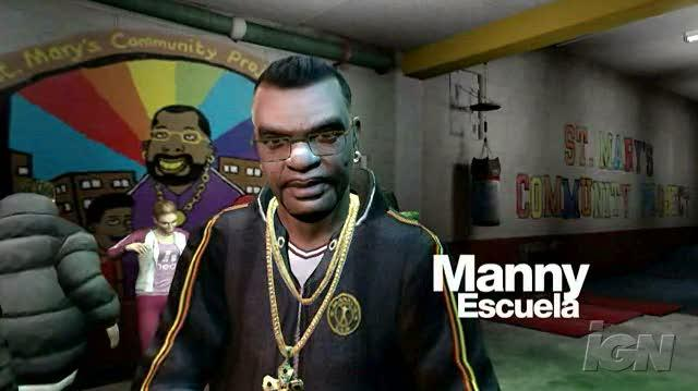 Grand Theft Auto IV Xbox 360 Trailer - Manny Escuela