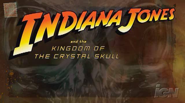 Indiana Jones and the Kingdom of the Crystal Skull Wireless Game Trailer - Trailer