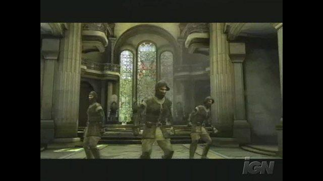 The Chronicles of Narnia Prince Caspian PlayStation 2 Gameplay - Get the Horn