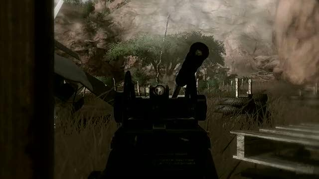 Far Cry 2 Xbox 360 Gameplay - Weapons