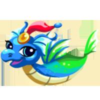 Mermaid Dragon - Dragon Story Wiki