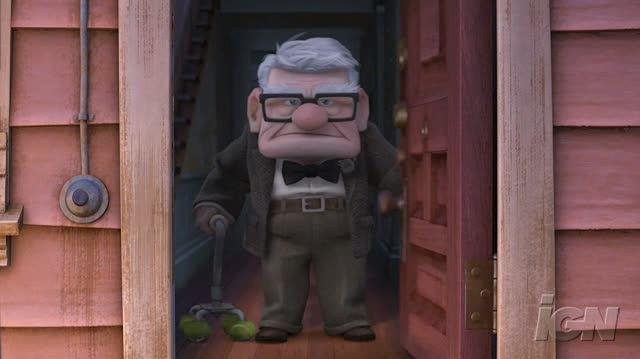 Up Movie Trailer - Teaser Trailer