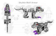 Skulkin wolf TechnicalConcepts noarmor
