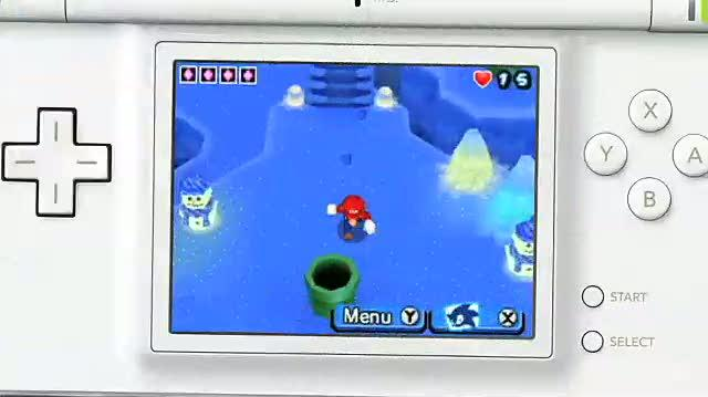 Mario & Sonic at the Olympic Winter Games Nintendo DS Trailer - Trailer 4