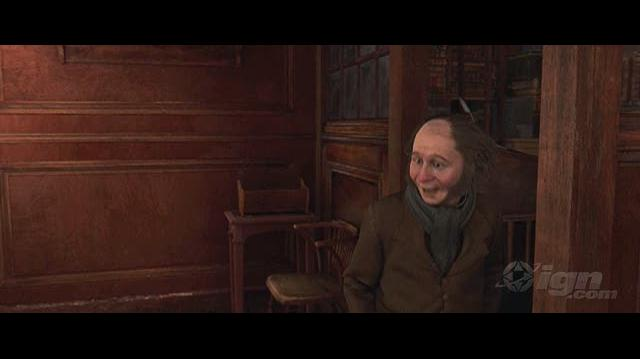 A Christmas Carol Movie Clip - Carchit's Surprise