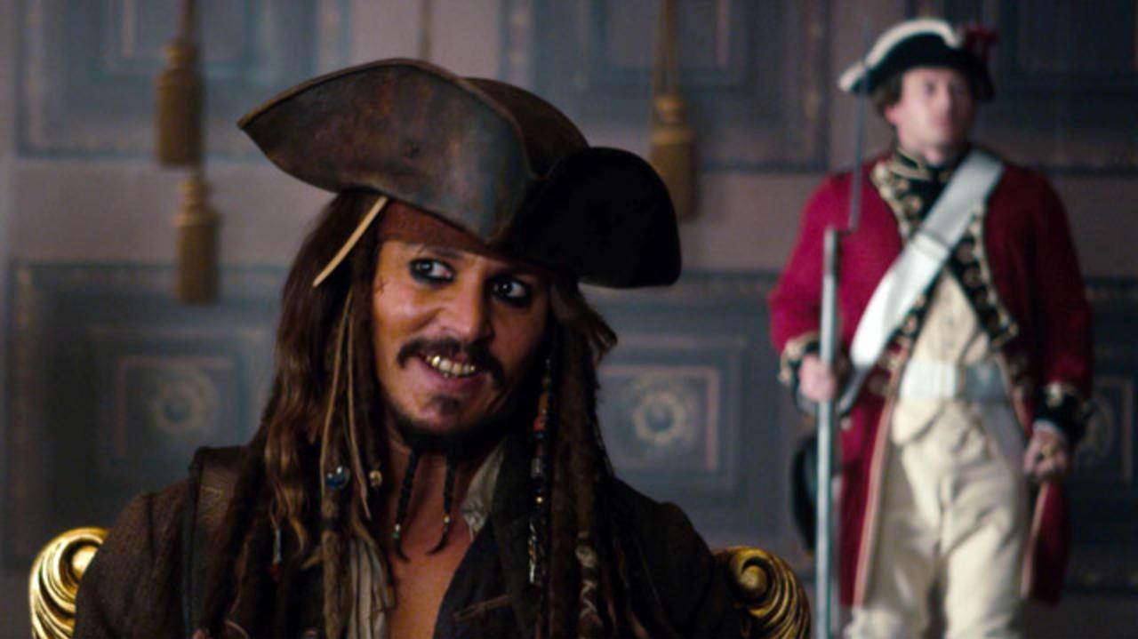 Pirates of the Caribbean On Stranger Tides Trailer