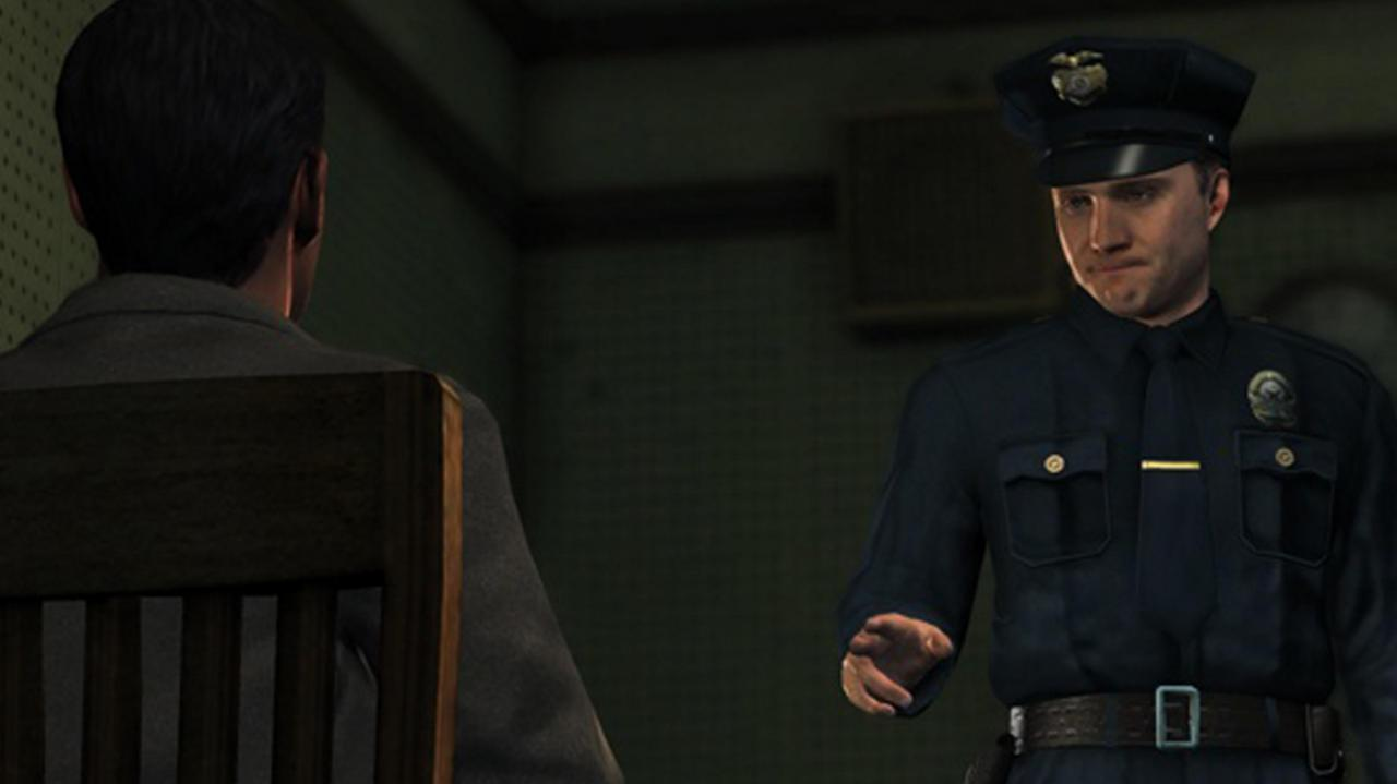 L.A. Noire Gameplay Video Feature