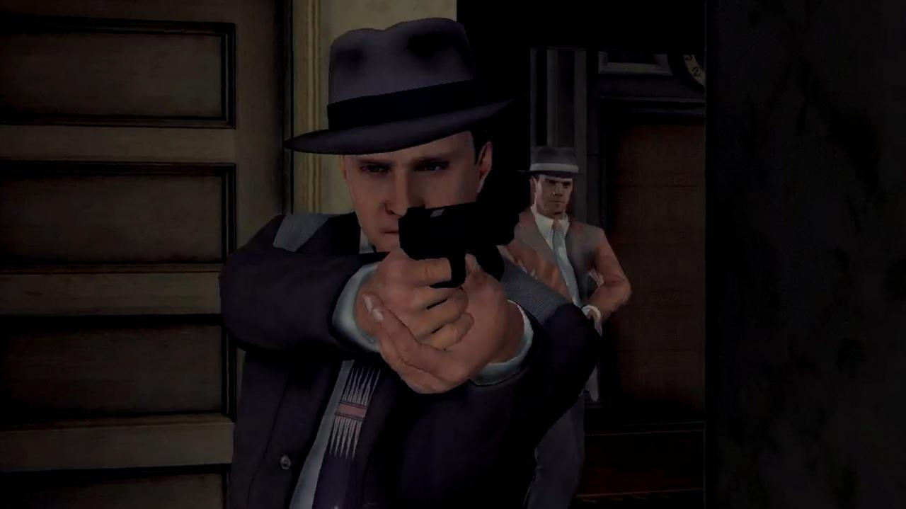 L.A. Noire Naked City Vice Case Trailer