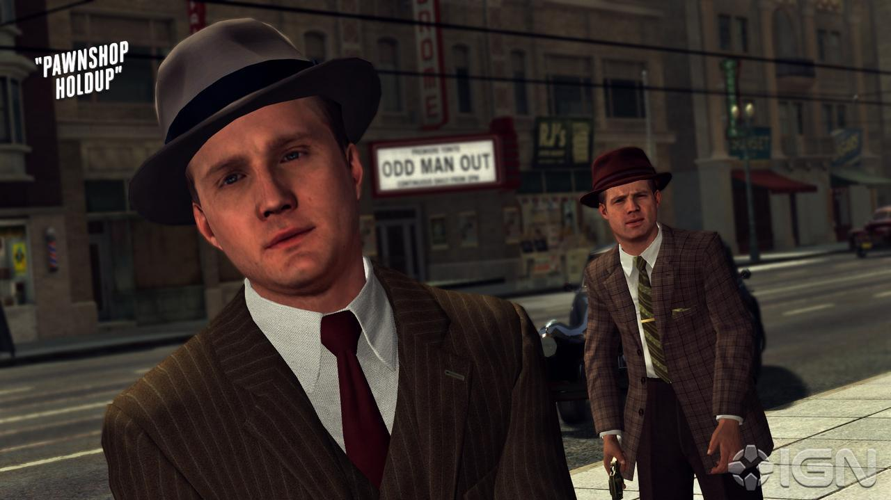 L.A. Noire Complete Edition Launch Trailer