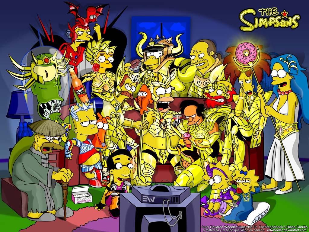 Seductive Archangel - Simpson Wiki en Español, la wiki de Los Simpson