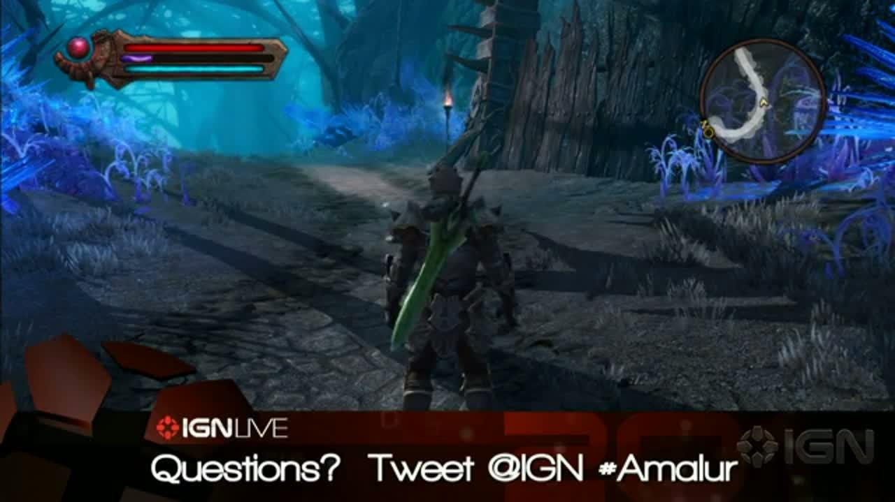 IGN Live Presents Kingdoms of Amalur Part 3
