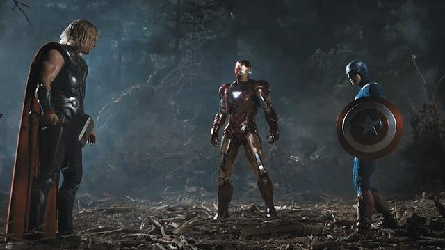 Check out the New Trailer for The Avengers!