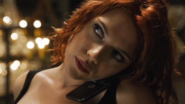 The Avengers Clip - Black Widow's Interrogation