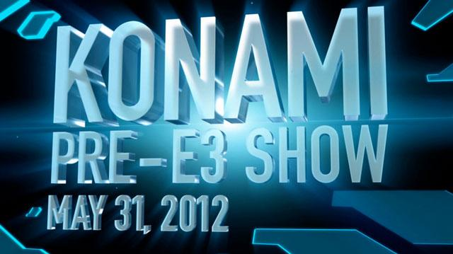 Konami E3 2012 Announcements Metal Gear Rising, Castlevania and More