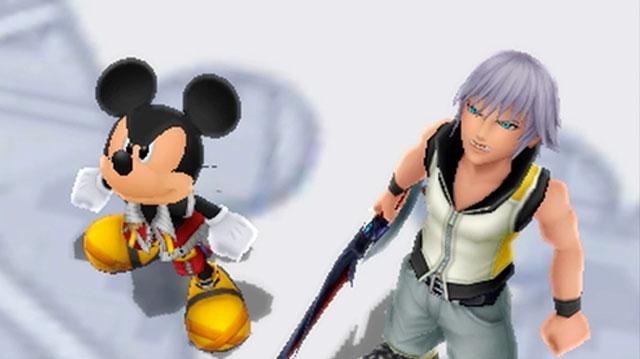 Kingdom Hearts 3D Dream Drop Distance E3 2012 Trailer