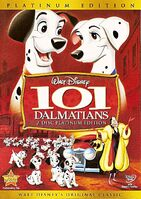 11. 101 Dalmatians (1961) (Platinum Edition 2-Disc DVD)