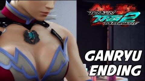 Tekken Tag Tournament 2 - Ganryu Arcade Ending Movie