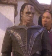Cardassian on Dorvan V 1