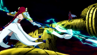Cobra vs. Erza