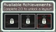 FTL Ship Achievements Locked