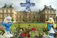 Smurf Mansion