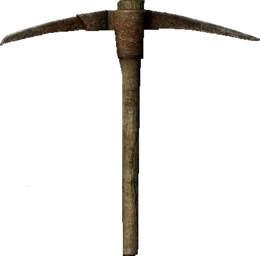 TESV Pickaxe