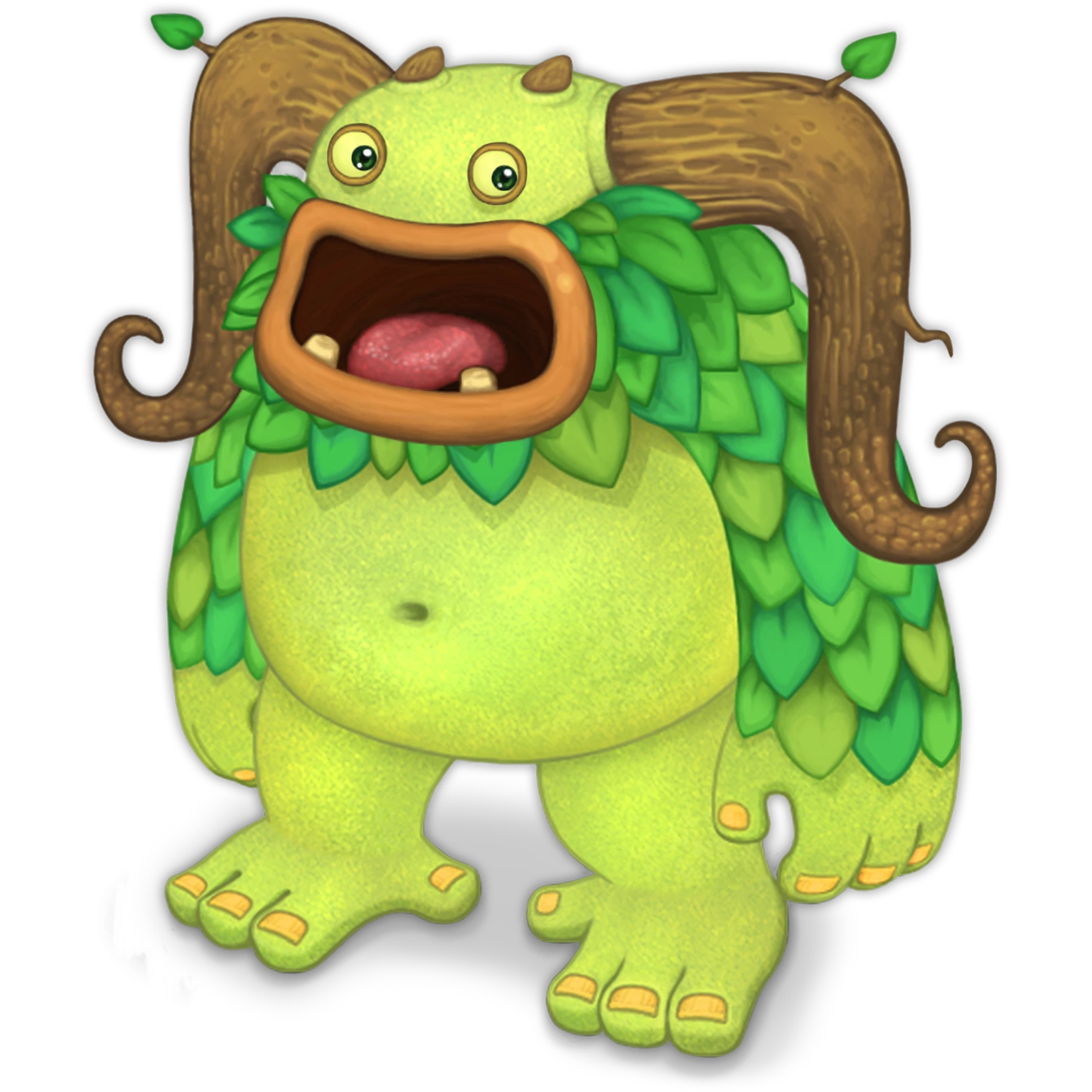 My Singing Monsters Entbrat