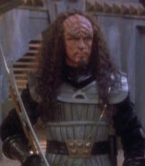 Holographic training Klingon 2, 2370