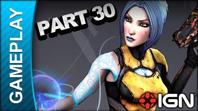 Borderlands 2 - A Dam Fine Rescue Part 4 - Siren Playthrough