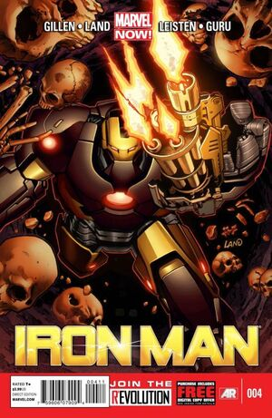 Iron Man Vol 5 4