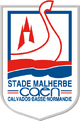 SM Caen logo (2006-2007)