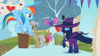 Rainbow Dash &amp; Mare Do Well S2E8