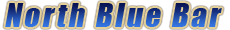 North Blue Bar Logo