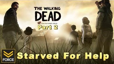 The Walking Dead - Episode 2 Starved For Help PART 2