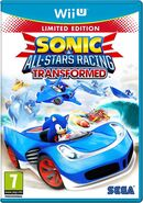 Sonic & All-Stars Racing Transformed (WII U) (EU)