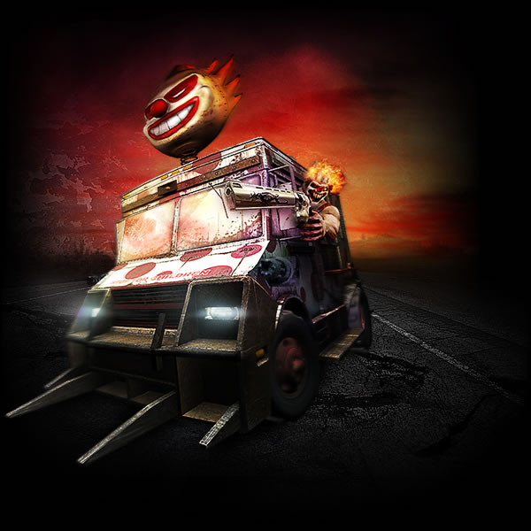 Twisted metal 2012 twisted metal wiki - Sweet tooth wallpaper twisted metal ...