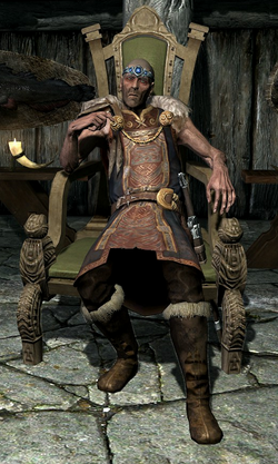 Skald the Elder